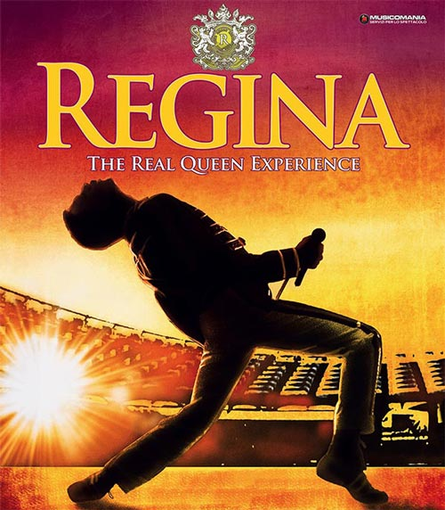 Regina – The Real Queen Experience