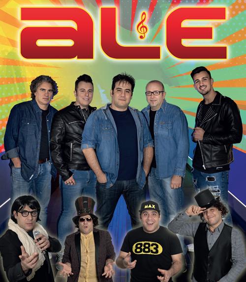 Ale & i Fantastici 4
