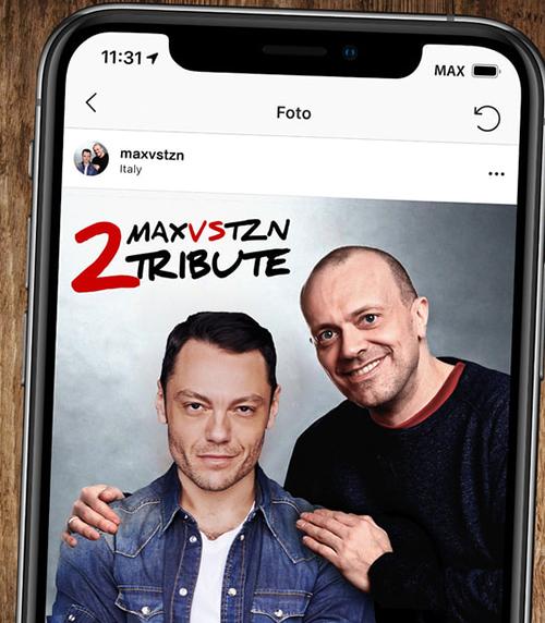 Max vs Tiziano Tribute Band