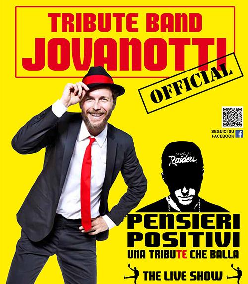 Pensieri Positivi – Tribute Band Jovanotti Official