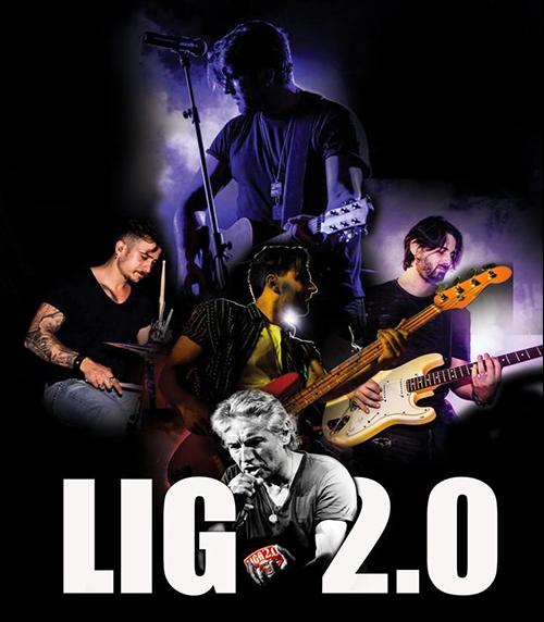 Liga 2.0 Tribute Band