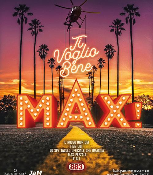 Fabrizio canta Max!