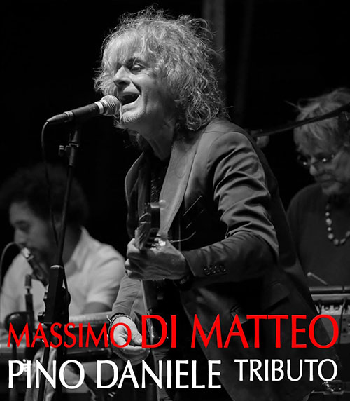 Massimo Di Matteo canta Pino Daniele